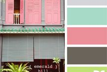 color schemes / by amycornwell