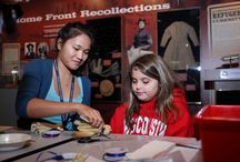 History Event Fun / We host a ton of fun events for all ages! Here's a look at what's been going on lately.  / by Wisconsin Historical Museum