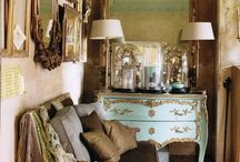 ~MAISON~ / Romantic French inspired decor ~ Inside and out / by Susan Donathan ~ A Painted Haven