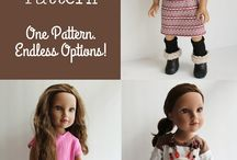 Doll clothes / Clothes for the babies ' dolls / by Maurie Womble