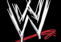 WWE / TV Show / by Frank Wuzzardo
