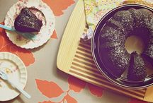 baking & desserting / by Olivia McCoy