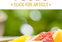 Recipes - Heart Healthy / by Sheri Papcke Gasch
