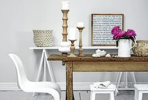 Eclectic Dining Room / by Arica Rosenthal