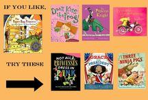 Children's Books / by Kristin Brown