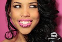 Painted Lady / Makeup, hair, nails, nail polish, eyeshadow, skin care, etc. / by Cassandra Avery