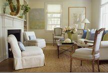 Living Rooms / by Sara Feldman
