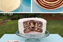 cakes/cake decorateing / by Rachael Morris