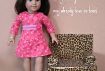 1_American Girl Doll / by Wanda Moore
