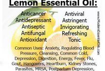 Essential Oils / by Sue Manning