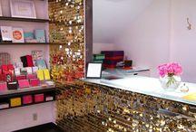 Pretty = Productive Home Office / by Stephanie Gardner