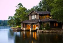 Neat Buildings & Homes / by Jasu Nayee