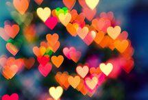 hearts / by Jennifer Bonstein
