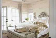 Bedrooms / by Tammy Bunnell