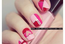 Nails / by Casandra Holdren
