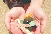 Sea glass & Jewelry Inspiration  / by Amber Townley LeBlanc