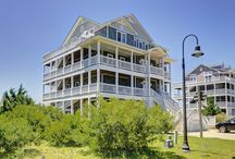 Salvo Vacation Rentals / Vacation rentals located in the Salvo village on Hatteras Island. / by Outer Beaches Realty