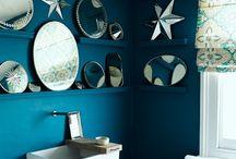 bathroom idea / by Tonya Morse-Weaver
