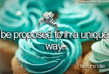 i love weddings / by Caitlin McGillivray