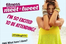 FITBLOGNYC'13 / All about the AWESOMENESS of FitBlogNYC '13 / by Wendy Del Monte