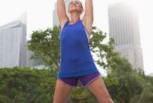 Workout/yoga / by Heidi Bone
