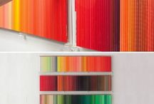 Colores y texturas / by Natalie Cherigny