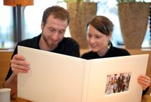 Flush-mount wedding albums / by Sweet Memory Albums