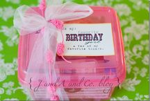 B-Day ideas / by Liz Beasley