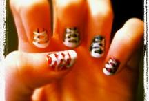 Nail Art:) <3 / by Hailyn Bryant