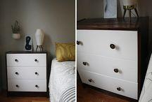 Ikea Rast Dresser Hack / by Sherri Sylvester
