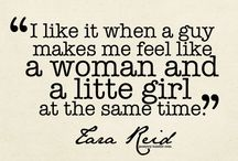 Quotes <3 / by Alissa Harris