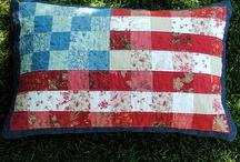 DIY-Quilts(Patriotic) / by MaryBeth Carpenter