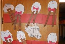 Nursery Rhymes/Fairy Tales / by Kirsten Grobelny