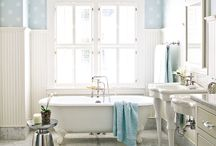 bathrooms / by Jess White