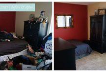 Tween, Teen & College Bedrooms - Kuzak's Closet / by Amanda Kuzak