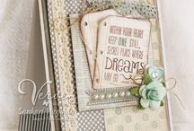 Blue Skies / by Verve Stamps