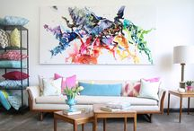 Tonic Living Dream Room / by Alison Shiets