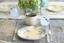Great Table Settings / by The Journey Key