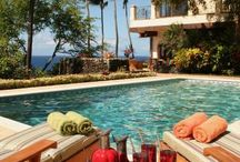 Pools and Spas / Inspiration for designing a swimming pool, pool deck, hot tub or spa.  / by HGTVRemodels.com