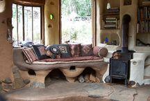 Cob Cottages / by Linda Richardson