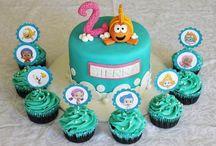 Bubble Guppies Party / by Miranda Holman