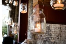 Decorating with Lanterns  / by Kris @ Driven by Decor