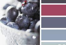 Colors I Love / by Dana Midby