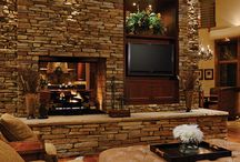 Lighting Controls for Living Rooms / Light and shade control to create a relaxing family room / by Lutron Electronics