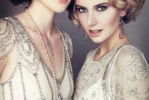Gatsby Styled Shoot / Inspiration pics for Gatsby themed shoot 10/7/13 / by Erin Gobin