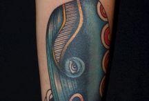 Tattoos / by Kayla Roman