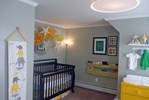 nursery / by Nichole Seal