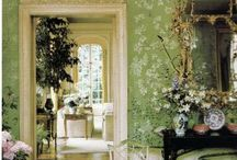 Chinoiserie / Interior Design: Chinoiserie / by Sandy Chang