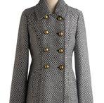 coats / by Julia Anderson Ziegler