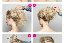 DIY Hair Styles / by Citizens Of Beauty
